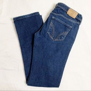 Hollister Dark Wash Size 1 Skinny Jeans